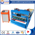 Glazed Tile Cangzhou Profile Machine New Style Aluminium