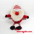 Weihnachten Weihnachtsmann Stofftier