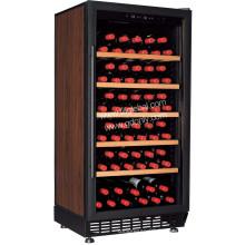 CE/GS certifié 188l compresseur refroidisseur à vin