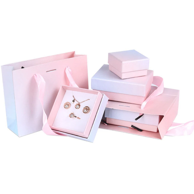 Bracelets Earring Gift Package Boxes 4 Png
