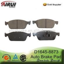 D1645-8873 auto freio pad para caminhão escapar e trânsito