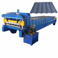 Teja de tejado de África que forma la máquina