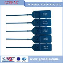 Поставщик золота Chinaon продажу регулируемое пластичное уплотнение обеспеченностью для железнодорожных упаковка ГХ-P007