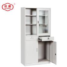 Armário para livros de aço para armazenamento de amostras