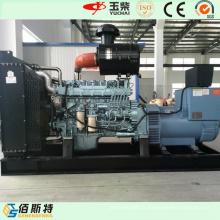 Ensembles électrogènes à moteur diesel 312kVA250kw refroidis à l'eau