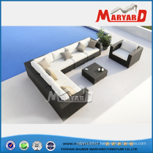 Outdoor PE Wicker Sofa