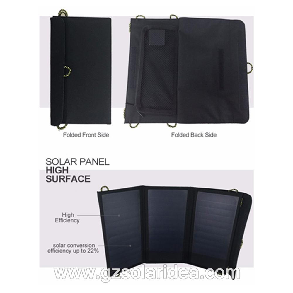 solar panel bank charger