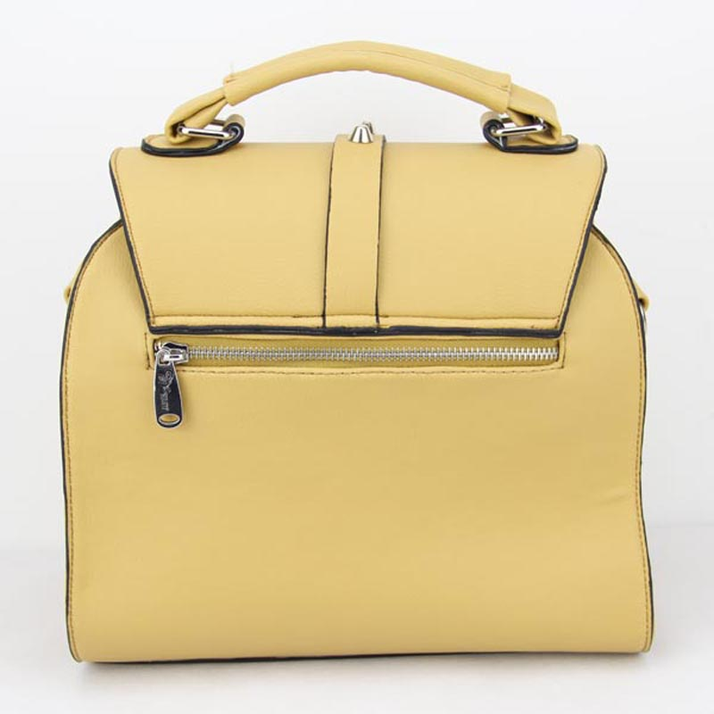 Fashion Women's Leather Satchel Bag