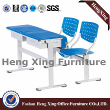 Modern Plastic Classroom Furniture School Furniture Sets (HX-21)