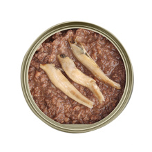 Canned Tuna Cat Food With Good Price
