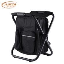Chaise pliante de camping portable Upkeep avec sac isotherme