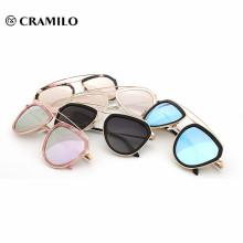 as mulheres formam óculos de sol de lentes polarizadas para senhora, feitas em óculos de sol de itália