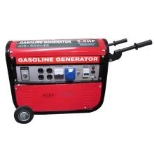 HH2750-B Générateur d'essence rouge avec double tension (2KW, 2.5KW, 2.8KW)