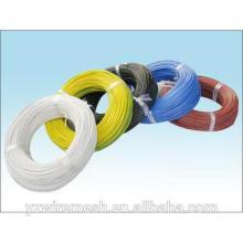 Fabricación de alambre recubierto de PVC de alta calidad