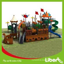2015 Brand New Product Piratenschiff Themed Outdoor Spielplatz Ausrüstung für den Verkauf