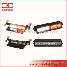 Red and White Road Safety Warning Light Car Decorates Led Strobe Lights