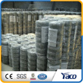 High tensile strength Steel wire plain weave field fence for Pastures