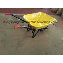 Wb6400 Haben Yellow Tray guten Preis mit Luftrad