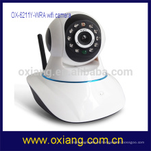 ligação inteligente OX-6211Y-WRA p2p câmera ip sem fio