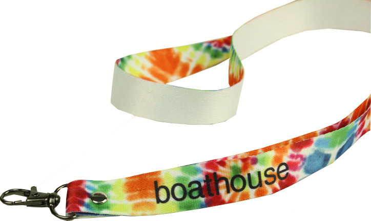 colorful lanyard