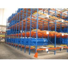widely used  flow pallet rack system gravity rack for warehouse