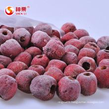 quick freezing organic hawthorn berry fruit