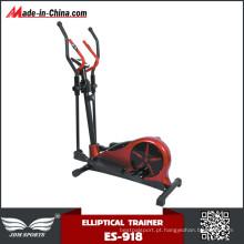 Bicicleta quente do instrutor elíptico da aptidão do corpo da venda com volante