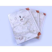 Размер 315 * 235 мм Цветная папка с бумажной папкой