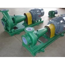 IHF explosion-proof fluoroplastic lined centrifugal pump