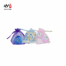 slipper packing organza shoe bag