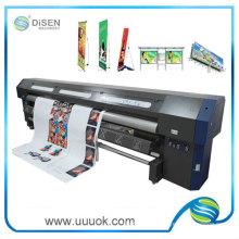 Цена большой эко сольвентный принтер