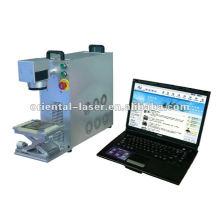 Машина маркировки лазера металла с конкурентоспособной ценой