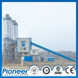 HZS60 dry mortar concrete batching plant 60m3/h Sell well at home and abroad
