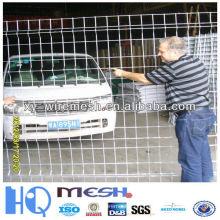 2014 grille métallique soudée à chaud / Tissu métallique soudé / béton armé en treillis métallique / grille de soudure / treillis métallique plancher chauffant