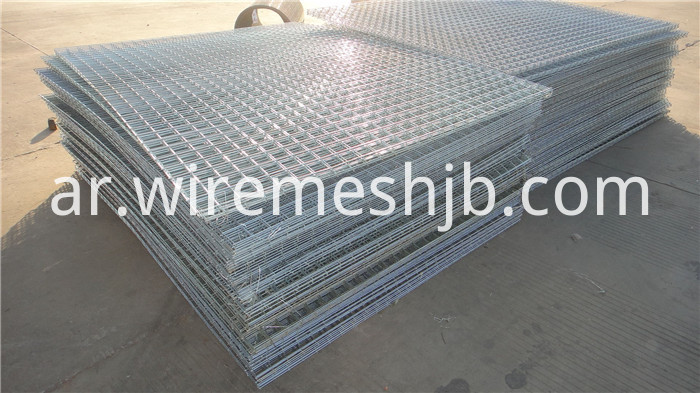Hot-dip Galvanized Welded Mesh Sheet