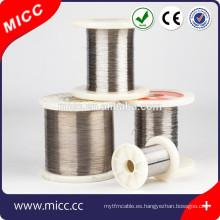 Cable de resistencia plana MICC NiCr 8020