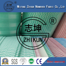 37mesh Spunlace Nonwoven Fabric for Kitchen Clean