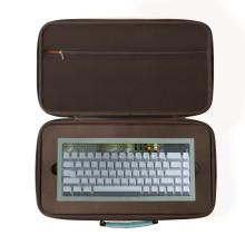 Custom cnc Hard EVA Keyboard Case Pouch Set Wholesale, EVA Zipper Box With Foam
