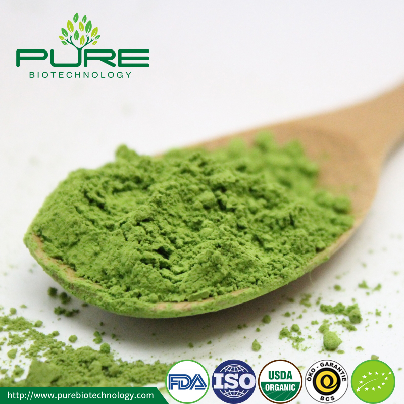 organic matcha powder for ice cream