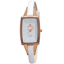 Hot Sale Geniune Leather Watch Skmei Brand Casual Women Wrist Watches