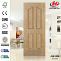 Red Oak Veneer Wood  Door Skin