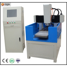Soft-Metallic Mould Making CNC Router Machine