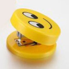 Cute Yellow Office Staplers