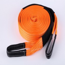 Purple Red White Polyester Webbing Elastic Highline Slackline