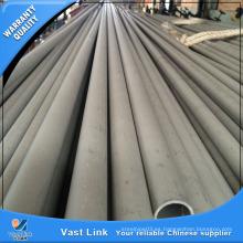Tubo de titanio certificado de China