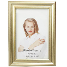 Golden PS Photo Frame In 4x6inch