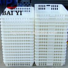 Equipamentos de criação de aves de capoeira de plástico grande galinheiro / gaiola de transporte
