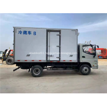 Foton freezer truck for meat transporting