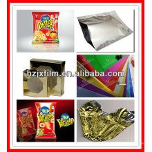 Envoltório de alimentos de filme de aderência de PVC / PET
