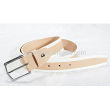 man's dressing Fashion design PU belt for in 35mm width